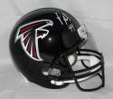 Vic Beasley Autographed Atlanta Falcons Full Size Helmet- JSA W Authenticated