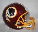 Joe Theismann Autographed Washington Redskins F/S Helmet W/ NFL MVP- JSA W Auth *Silver