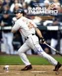 Rafael Palmeiro Autographed Orioles 16x20 3000 Hit PF Photo- JSA Witness Authenticated