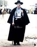 Val Kilmer Autographed Tombstone 16x20 Walking with Cane Photo - Beckett Auth
