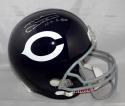 Mike Ditka Autographed Chicago Bears Full Size TB Helmet w/ HOF- JSA W Auth