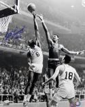Bill Russell Autographed Boston Celtics 16x20 B/W PF Photo- JSA Authenticated