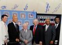 Ripken/Weaver/Murray/Robinson/Palmer Signed Orioles HOFs 16x20 Photo- JSA Auth
