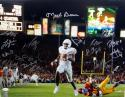 2005 National Champions Signed UT Longhorns16x20 Young TD Run Photo- JSA W Auth