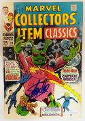 Stan Lee Autographed Collector's Item Classics Comic Book- JSA W704464