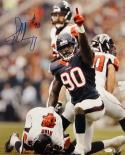 Jadeveon Clowney Autographed Houston Texans 16x20 Pointing Photo- JSA W Auth