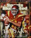 Matt Leinart Autographed 16x20 SI 2003 Champs Photo- GTSM Authenticated