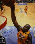 Shaquille O'Neal Autographed 16x20 Vertical Up Close Photo- PSA/DNA Auth