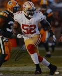 Patrick Willis Autographed 16x20 Vertical Running Photo- JSA W Authenticated