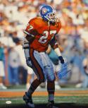 Steve Atwater Autographed Denver Broncos 16x20 Vertical Photo- JSA W Auth