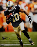 Brandin Cooks Autographed 16x20 Running With Ball Photo- TriStar Authenticated