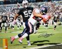 Arian Foster Autographed 16x20 TD Dive Photo- JSA W Authenticated