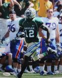 Josh Gordon Autographed 8x10 Running With Ball Baylor Photo- JSA Authenticated