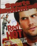 Matt Leinart Autographed 16x20 SI Red Hot Trojans Photo- GTSM Authenticated