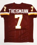 Joe Theismann SB CHAMPS Signed / Autographed Maroon Pro Style Jersey- JSA Auth