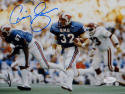 Craig James Signed / Autographed SMU 8x10 Running Photo- JSA W Authenticated