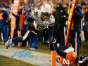 Keenan Allen Autographed 16x20 Chargers Jump Over Photo- JSA Witnessed Auth