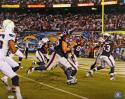 Brian Cushing Autographed Texans 16x20 TD Run Against Chargers Photo- JSA W Authenticated