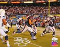 Brian Cushing Autographed 8x10 TD Run Against Chargers *White Photo- JSA Auth