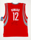 Dwight Howard Autographed Houston Rockets Adidas Authentic Jersey- TriStar Auth