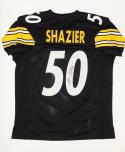 Ryan Shazier Signed / Autographed Black Pro Style Jersey- JSA W Auth