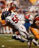 Brian Cushing Autographed Texans 16x20 Tackling Griffin Photo- JSA W Auth