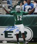 Josh Gordon Autographed 8x10 Running With Arms Open Photo- JSA Authenticated