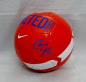 Carli Lloyd Autographed Full Size Team USA Nike Soccer Ball- JSA W Auth