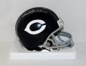 Dick Butkus Autographed Chicago Bears 62-73 TB Mini Helmet- JSA W Auth *SILVER