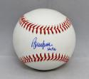 Bruce Sutter Autographed Rawlings OML Baseball W/ HOF- JSA Witnessed Auth