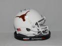 Vince Young Autographed Texas Longhorns Schutt Mini Helmet- JSA Authenticated