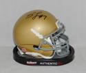 Stephon Tuitt Autographed Notre Dame Fighting Irish Mini Helmet- JSA W Auth