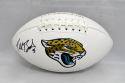 Blake Bortles Autographed Jacksonville Jaguars Logo Football- PSA/DNA Auth