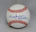 Reggie Jackson Autographed Rawlings OML Baseball W/ Mr. October- JSA W Auth
