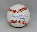 Reggie Jackson Autographed Rawlings OML Baseball W/ HOF- JSA W Authenticated