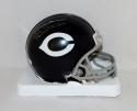 Mike Ditka Autographed Chicago Bears TB Mini Helmet- JSA Witnessed Auth