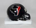 Lamar Miller Autographed Houston Texans Mini Helmet- JSA Witnessed Auth