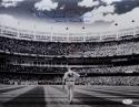 Mariano Rivera Autographed 11x14 NY Yankees B&W Photo W/ Exit Sandman- JSA Auth