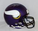 Adrian Peterson Autographed Minnesota Vikings F/S Proline Helmet- PSA/DNA Auth