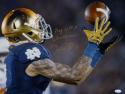 Will Fuller Signed Notre Dame 16x20 Catch Photo W/ Play Like A Champ- JSA W Auth