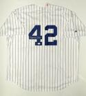 Mariano Rivera Autographed P/S New York Yankees Jersey W/ Enter Sandman-JSA Auth