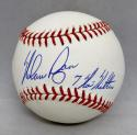 Nolan Ryan Autographed Rawlings OML Baseball W/ 7 No Hitters- JSA Authenticated