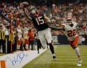 Will Fuller Autographed Houston Texans 16x20 One Hand Catch Photo- JSA W Auth
