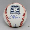 Craig Biggio Autographed Rawlings Hall of Fame Baseball With HOF- TriStar Auth