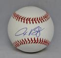 Alex Bregman Autographed Rawlings OML Baseball- Tristar Authenticated