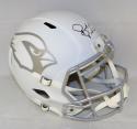 Patrick Peterson Autographed Arizona Cardinals ICE Speed F/S Helmet- JSA W Auth