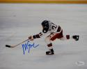 Mike Eruzione Autographed 8x10 1980 USA Hockey Team Game Winning Shot- JSA W Auth