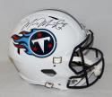 Marcus Mariota Autographed Tennessee Titans Full Size Speed Helmet- PSA/DNA Auth