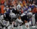 Bill Bates Autographed Dallas Cowboys 8x10 Next To White Photo- JSA W Auth