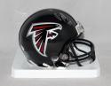Vic Beasley Autographed Atlanta Falcons Mini Helmet- JSA Witnessed Auth